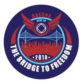Michael S-NJ-Welcome To NA-BASCNA NYNL 24-The Bridge to Freedom-December 29-Jan 1-2018-Whippany NJ