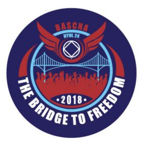 Russell D-East Orange-A Lifelong Process-BASCNA NYNL 24-The Bridge to Freedom-December 29-Jan 1-2018-Whippany NJ
