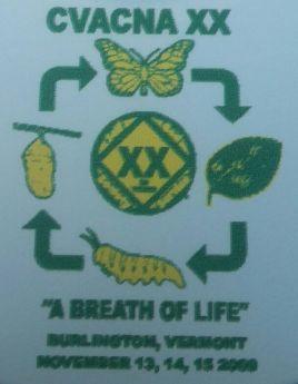 George J-Pittsburgh-PA-Sunday Spiritual Speaker- CVACNA XX - November-13-15-2009-Burlington VT