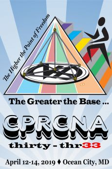 Antoinette B-RANA-Womens Rap-CPRCNA XXXIII-The Greater The Base-April 12-14-2019-Ocean City Maryland