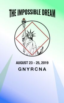 Spiritual Principles A Day WS2-GNYRCNA I-The Impossible Dream-August 23-25-2019-New York NY