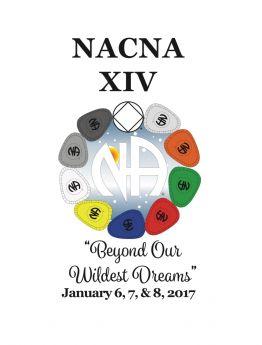 Bob W-New York City-Gods Will Not Mine-NACNA XIV-Beyond Our Wildest Dreams-January-6-8-2017-Uniondale-NY