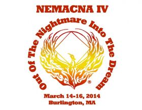 Billy A- NEMA- Out of the Nightmare-Into the dream- NEMACNA IV-March 14-16-2014
