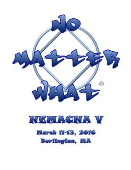 Mike L- Boston -Short Comings Or Long Goings-NEMACNA V-No Matter What-March 11-13-2016-Burlington MA