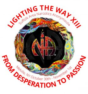 Dawn-Nassau-Getting Out Of My Own Way-SACNA-Suffolk Area-Lighting The Way XIII-October 30-November 1-Melleville-NY