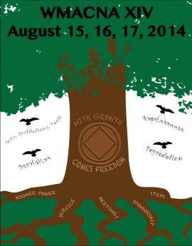 Noel D- Central Mass- Keeping It Real-WMACNAXIV August-15-17-2014