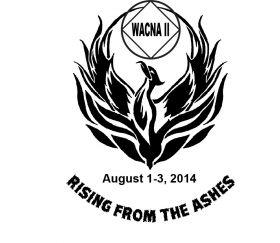 Jeff J-Columbia SC-The Masks Must Go-WACNA II-August 1-3-2014