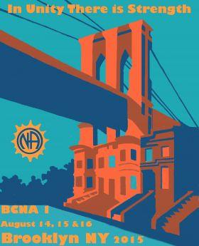 Anthony W-Mid-Coast Area-Perception Vs Reality -BCNA I- In Unity There Is Strength-August 14-16-2015-Long Island NY