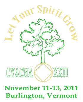 Chip K-NEMA-Youth In Recovery-CVACNA XXII-November 11-13-2011-Burlington Vermont