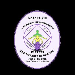 CALVIN P.-NEW ORLEANS, LA -HONEST SHARING -NOACNA XIII-July-8-11-2021-New Orleans-LA