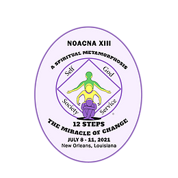 AUSTIN F -NEW ORLEAN LA- WHO IS AN ADDICT -NOACNA XIII-July-8-11-2021-New Orleans-LA