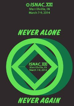 Jenny S-Fort Wayne- IN-The Ties that Bind Us-ISNAC XXI-March 7-9- 2014-Merrillville-IN