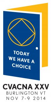 Bruce C- Granite State- Steps 10-12- CVACNA XXV-Today We Have A Choice-Nov-7-9-2014-Burlington-VT