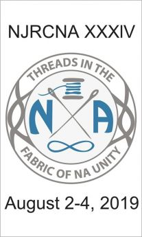 02-Valerie S-Central Jersey-Welcome To NA-NJRCNA XXXIV-Threads In The Fabric Of NA Unity-August 2-4-2019-Cherry Hill NJ