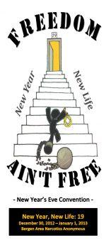 Aaron W-Morris County-NJ-Walk Through The Storm-BASCNA-NYNL-19-Freedom Aint Free-December-30-January-1-2013-Whippany-NJ