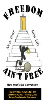 Ron H-New Brunswick NJ-Step 2-BASCNA-NYNL-19-Freedom Aint Free-December-30-January-1-2013-Whippany-NJ