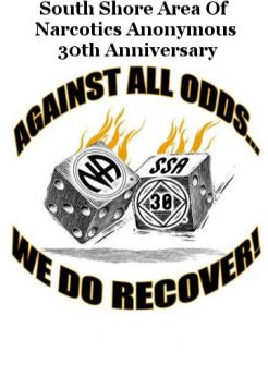 Mike P-New Jersey-Recovery And Relapse-South Shore Area 30th Anniversary-December-4-6-2015-Plymouth-MA