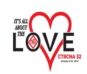 Russell D-New Haven-Start A Meeting And They Will Come-CTRCNA XXXII-Its All About The Love-January 6-8-2017-Stamford CT