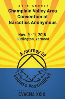 28-Brownie G-NY-Sunday Meeting-CVACNA-A Journey To Endless Possibilities-November 9-11-2018-Burlington VT